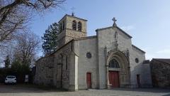 Eglise paroissiale Saint-Cyr - Français:   Église Saint-Cyr