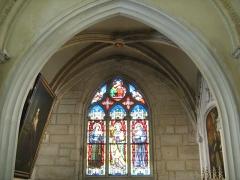 Eglise Saint-Paul - Statue de saint Paul par Pierre Bonnaire dans l'église Saint-Paul de Lyon.
