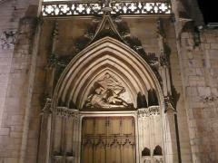 Eglise Saint-Paul - Italiano: Esterno della chiesa di Saint Paul a Lione (F-69005) di notte.