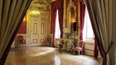 Hôtel de ville - Vue des Salons rouges.