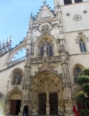 Eglise Notre-Dame-des-Marais - Français:   façade aujourd\'hui de N-D des Marais
