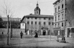 Hôpital - Français:   Dictionnaire illustré des communes du département du Rhône. Tome 2 / par MM. E. de Rolland et D. Clouzet.