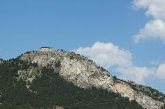 Forts de l'Esseillon : Fort Marie-Christine -  Fort Marie-Christine, Forts de l'Esseillon (Aussois - Savoie - France)