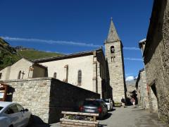 Eglise -  bonneval sur arc