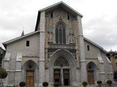 Cathédrale Saint-François de Sales - Cathédrale Saint-François-de-Sales