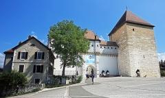Château - English: Annecy Castle, France.