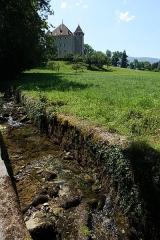 Château d'Héré -  Château Dhéré @ Duingt