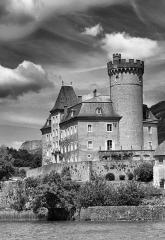 Domaine de Châteauvieux -  Chateau Ruphy, Lac d'Annecy