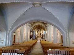 Eglise -  Haute-Savoie Megeve Eglise Saint-Jean-Baptiste 04072013