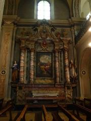 Eglise -  l'eglise de megeve