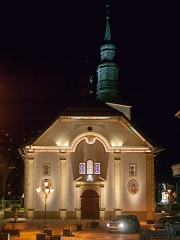Eglise Saint-Gervais Saint-Protais - English: Saint Gervasius Church