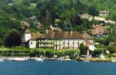 Abbaye -  Abbaye de Talloires, Lake Annecy, France