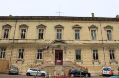 Hôtel de ville - Français:   Nevers, Nièvre, Bourgogne, France