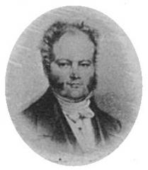 Fonderie du Val d'Osne - Français:   Jean-Pierre-Victor André, fondateur de la fonderie du Val d\'Osne.