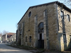 Fonderie du Val d'Osne - Français:   Démolition de l\'ancienne fonderie d\'art Val d\'Osne (Haute-Marne)