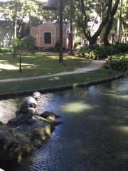 Fonderie du Val d'Osne - Português: Palácio do Catete, parque e Rua do Catete: conjunto arquitetônico