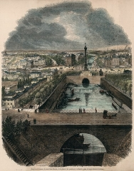 Canal Saint-Martin -