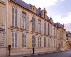 Hôtel de Broglie - Deutsch: Historistisches Gebäude in Paris-7. Arrondissement