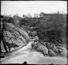 Centrale hydroélectrique numéro 1 du Saut du Tarn -