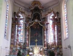 Eglise catholique Saint-Maurice -