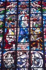 Basilique Notre-Dame de la Trinité - English: Basilique Notre Dame de la Trinité de Blois - Vitrail