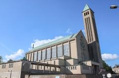 Basilique Notre-Dame de la Trinité - English: Basilique Notre-Dame de la Trinité