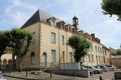Ancien couvent des Ursulines, ancien hôpital - Français:   Couvent des Ursulines de Montargis.