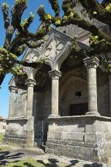 Eglise Notre-Dame de l'Assomption - Deutsch: Kirche Notre-Dame-de-l'Assomption in Andernay im Département Meuse (Region Grand Est/Frankreich)