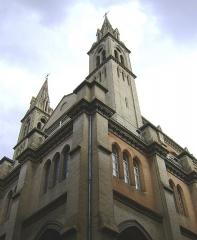 Eglise du Gésu - English: Church of Gesu, Toulouse (France), Bell tower