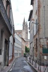Eglise du Gésu -  Église du Gésu de Toulouse, Rue Furgole; Toulouse, Midi-Pyrénées, France