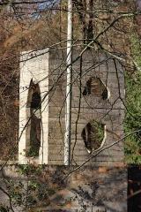 Ermitage de Saint-Rouin, puis chapelle de pèlerinage - Français:   Le clocher
