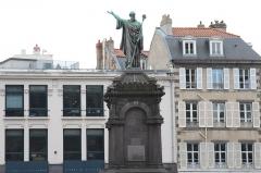Fontaine d'Urbain II -  Fontaine Urbain II - Clermont-Ferrand - France