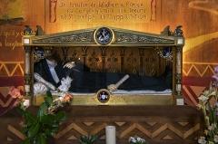 Abbaye Saint-Michel - English:   Chasse (casket) of Saint Emilia of Vialar on the Eglise Saint-Pierre Gaillac in the Tarn department