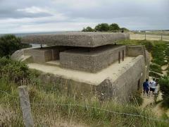 Batterie d'artillerie de Longues -  14400 Longues-sur-Mer, France