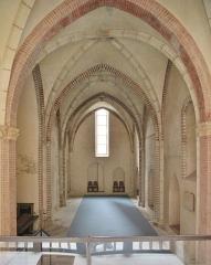 Ancien couvent des Cordeliers - Français:   Sacristie de l\'église détruite des cordeliers à Toulouse, au 13 rue des Lois