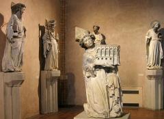 Ancien couvent des Cordeliers - Français:   Sculptures du Maître de Rieux, Musée des Augustins, Toulouse