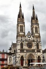 Eglise Saint-Bruno - Français:   Eglise Saint-Bruno de Voiron, XIXe siècle