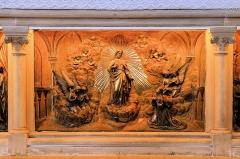 Eglise Saint-Bruno - Français:   Maître-autel de l\'église Saint-Bruno de Voiron: le Sacré Coeur de Jésus