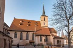 Eglise protestante Saint-Nicolas -  Strasbourg, Saint Nicolas