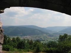 Site archéologique du Saint-Mont -
