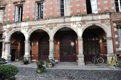 Hôtel Thomas ou Thomas de Montval - Français:   Toulouse