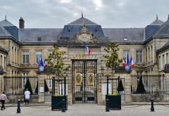 Hôtel de ville - Deutsch: Rathaus, Soissons, Département Aisne, Region Oberfrankreich (ehemals Picardie), Frankreich