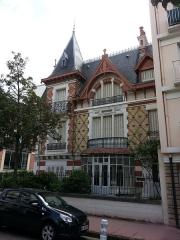Maison Le Castel -  Maison Le Castel à Vichy