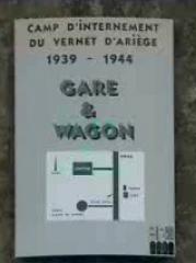 Camp de concentration et d'internement du Vernet -  camp internament Vernet d'Ariège