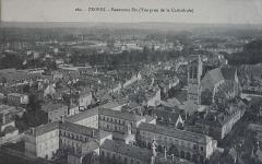 Hospice Saint-Nicolas - Français:   sur une carte postale ancienne.
