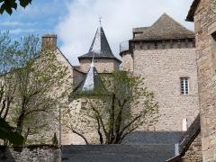 Château - Français:   Château de Balsac