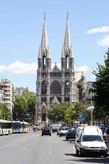 Eglise Saint-Vincent-de-Paul-Les Réformés -  L'église Saint Vincent de Paul, so called
