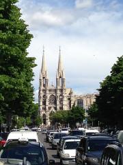 Eglise Saint-Vincent-de-Paul-Les Réformés -  Marseille