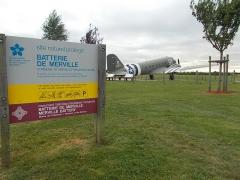 Batterie d'artillerie de Merville -  la Batteria di Merville