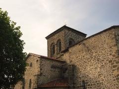 Église Saint-Jean Baptiste -  Eglise de Chassenon, Charente, France